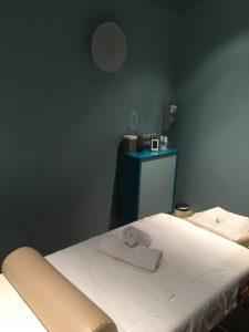 Behandlungsraum Myssage in Düsseldorf